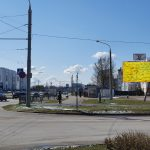 Билборд по ул. Мазурова / ул. Головацкого (А)
