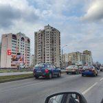 Билборд по ул. Мазурова / ул. Головацкого (Б)