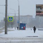 Билборд по ул. Свиридова / ул. Макаёнка, билборд №1 (Сторона А)