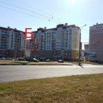 Билборд по ул. Свиридова / ул. Макаёнка, билборд №1 (Сторона Б)