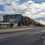 Билборд по ул. Ефремова 11, рынок «Сельмашевские ряды» (Сторона Б)
