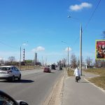 Билборд по ул. Лепешинкого «Церковь» (сторона А)