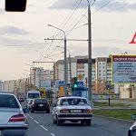 "Билборд по ул. Мазурова, 4 ост. ""Универсам"" (Сторона А)"