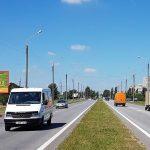 Билборд по ул. Б.Хмельницкого (въезд на мост) (Сторона Б)