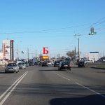 Билборд по ул. Шоссейная 41 (напротив здания Гомсельмаша) (Сторона Б)