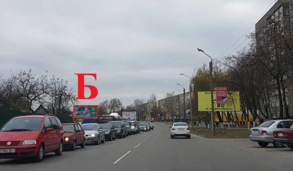 ул. Сосновая, 20 (связь ул. Барыкина и Речицкий пр-т) (Б)
