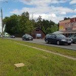 Билборд по ул.Добрушская, 23 (сторона Б)