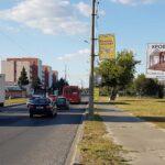 Билборд по ул. Владимирова/ ул. Гайдара (сторона А)