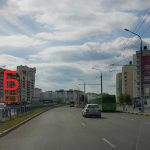 Билборд по ул. Мазурова 117 (Сторона Б)