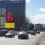 Билборд по ул. Федюнинского, 19 (Сторона Б)