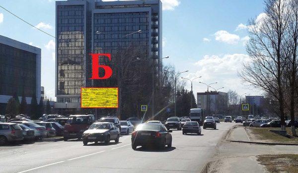 Федюнинского (Строймаркет «Стройка») (Б)