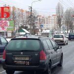 билборд на перекрестке ул.Ильича / ул. Зайцева (сторона Б)