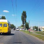 билборд на перекрестке ул.Ильича / ул. Зайцева (сторона А)