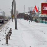 Билборд по ул. Ильича, рядом с ж/д переездом (сторонаА)