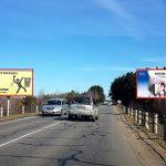Билборд по ул.Луначарского №3, новостройки Романовичи, Красный Маяк (сторона А)