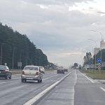 Билборд по Речицкому шоссе, подъезд №3 к Гомелю