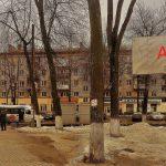 """Билборд по ул. Крестьянская """"Центральный рынок"""" (сторона А2)"""