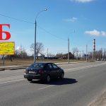 """Билборд по ул. Лепешинского (""""Инженерный проезд"""" - сторона Б)"""