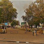 Билборд по ул. Крестьянская, 40 (Центральный рынок, главный вход) (А1)