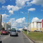"""Билборд по ул. Мазурова, напротив ресторана """"Подкова"""" (Сторона А)"""