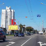 Билборд по ул. Ильича / ул. Ленинградская (сторона Б)