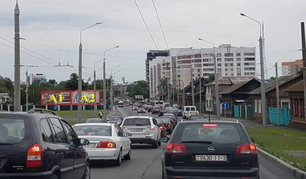 ул.Полесская «Чебурашка» (Б1)