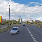 Билборд по ул. Свиридова / ул. Макаенка (сторона Б)