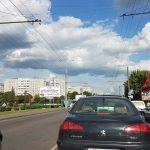 """Билборд по ул. Барыкина, ост. """"Сосновая"""" (сторона А)"""