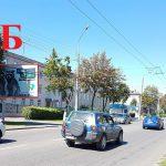 Билборд по ул. Б.Хмельницкого, 73 (сторона Б)
