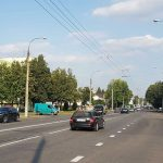 Билборд по ул.Барыкина, 155 «Прогресс» (сторона Б)