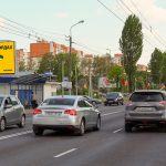 Билборд по ул. Ильича / ул. Черниговская (сторона Б)