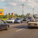 Билборд по ул. Ильича, перед ж/д переездом (сторона Б)