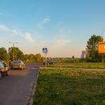 ул. Каменщикова / ул. Макаёнка, супермаркет «Клёнковский» (сторона С)