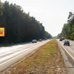 Билборд по Речицкой трассе, въезд в Гомель (сторона Б)