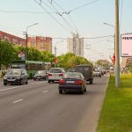 билборд по ул. Ильича 98А (1я гор. поликлиника) (сторона А)