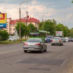 Билборд по ул. Владимирова (Сторона Б)