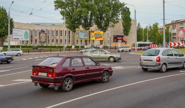 кольцо по ул. Рогачевская, рядом с РУП «Белоруснефть» (А)