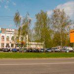 Билборд по ул. Каменьщикова, Торговый Центр (Сторона Б)
