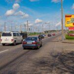 Билборд по ул. Советская 167 (сторона А)