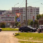 Билборд по ул.Полесская «Чебурашка»