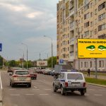 Билборд по ул.Хатаевича, 2 «Универмаг Гомель» - сторона А
