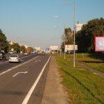 Речицкое шоссе подъезд №4 к Гомелю (А)