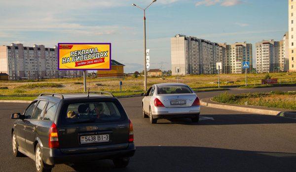 Кольцо ул.Жемчужная-ул.Белого (Б)