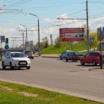 Билборд по ул. Ефремова, 210 Авторынок (сторона А)