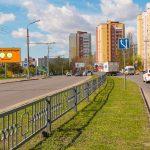 Билборд по ул. Ефремова, 210 Авторынок (сторона Б)