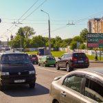 Билборд по ул Полесская (ост. Никольская Церковь) сторона А