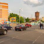 пересечение ул.Кирова и ул.Телегина (сторона Б)