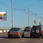 Билборд по ул.Ильича въезд в Новобелицу 1 (сторона Б)