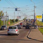 Билборд по ул.Ильича, выезд на мост из Новобелицы 2 (сторона А)
