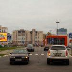 """Билборд по ул. Косарева, 24 Гипермаркет """"ГИППО"""" (Б)"""
